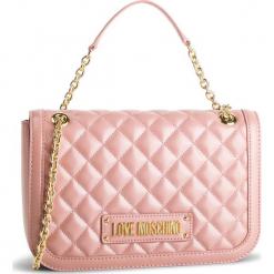 Torebka LOVE MOSCHINO - JC4003PP17LA0600 Rosa. Czerwone torebki klasyczne damskie marki Reserved, duże. Za 919,00 zł.