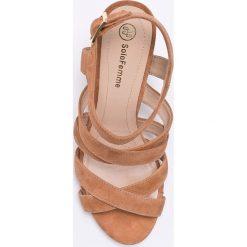 Sandały damskie: Solo Femme - Sandały