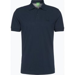 Koszulki polo: BOSS Athleisure – Męska koszulka polo – C-Firenze/Logo, niebieski