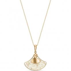 Piękny Wisiorek Złoty - złoto żółte 585. Żółte łańcuszki męskie marki W.KRUK, złote. Za 749,00 zł.