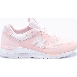 New Balance - Buty WL840PP. Czerwone buty sportowe damskie marki New Balance, z gumy. W wyprzedaży za 299,90 zł.