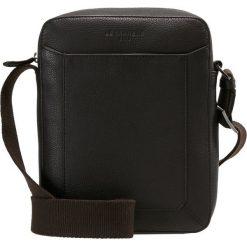 Le Tanneur BRUNO Torba na ramię brown. Brązowe torby na ramię męskie marki Kazar, ze skóry, przez ramię, małe. Za 509,00 zł.