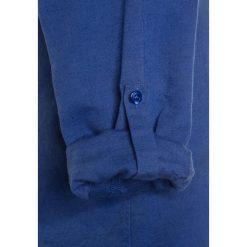 BOSS Kidswear LANGARM Koszula blaugrau. Niebieskie bluzki dziewczęce bawełniane marki BOSS Kidswear. Za 379,00 zł.