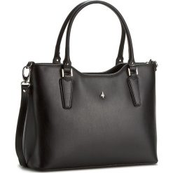 Torebka CREOLE - K10273 Czarny. Czarne torebki klasyczne damskie Creole, ze skóry. W wyprzedaży za 299,00 zł.