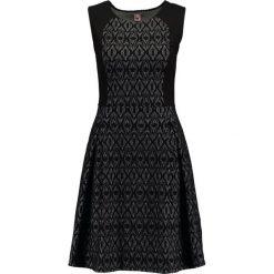 Sukienki: Anna Field Sukienka dzianinowa white/black