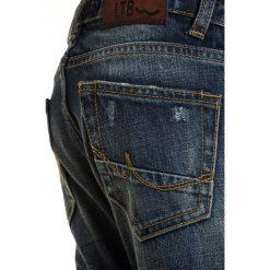 Spodnie chłopięce: LTB BERNIE  Jeansy Straight Leg marible wash