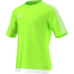 Adidas Koszulka piłkarska męska Estro 15 zielony-biała r. M (S16161). Białe koszulki do piłki nożnej męskie marki Adidas, m. Za 44,99 zł.