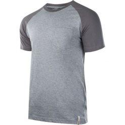 AQUAWAVE Koszulka męska BAMA light grey melange/grey r. XXL. Szare koszulki sportowe męskie AQUAWAVE, m. Za 47,12 zł.