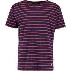 T-shirty męskie z nadrukiem: Armor lux Tshirt z nadrukiem aviso/manganese