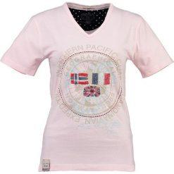 """T-shirty damskie: Koszulka """"Jashley"""" w kolorze jasnoróżowym"""