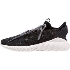 Adidas Originals TUBULAR DOOM SOCK PK Tenisówki i Trampki wysokie core black/footwear white/semi frozen yellow. Szare tenisówki damskie marki adidas Originals, z gumy. W wyprzedaży za 356,85 zł.