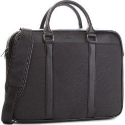 Torba na laptopa LANETTI - RM0619 Black. Czarne torby na laptopa marki Lanetti, z materiału. Za 139,99 zł.