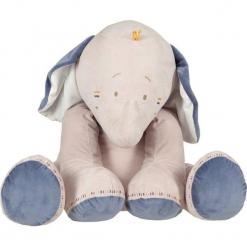 Noukies  Bao & Wapi - Maskotka duża Bao. Szare przytulanki i maskotki marki Noukie's, z bawełny. Za 279,00 zł.