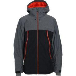 Quiksilver SIERRA  Kurtka snowboardowa black. Czarne kurtki narciarskie męskie Quiksilver, l, z materiału. W wyprzedaży za 671,20 zł.