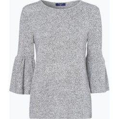 Swetry klasyczne damskie: Aygill's Denim – Sweter damski, szary