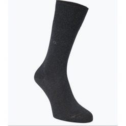 Calvin Klein - Skarpety męskie pakowane po 2 szt., szary. Niebieskie skarpetki męskie marki Calvin Klein, z bawełny. Za 49,95 zł.