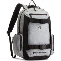Plecak DC - EDYBP03173 KNFH. Szare plecaki męskie marki DC, z materiału. W wyprzedaży za 179,00 zł.
