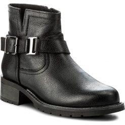 Botki FILIPE - 9156 Preto 6797. Czarne buty zimowe damskie Filipe, ze skóry. W wyprzedaży za 259,00 zł.