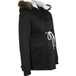 Kurtka ciążowa zimowa bonprix czarny. Brązowe kurtki ciążowe marki QUECHUA, na zimę, m, z materiału. Za 239,99 zł.