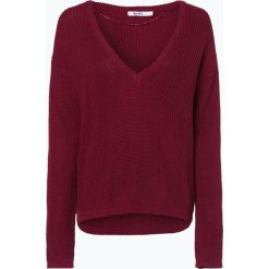 NA-KD - Sweter damski, różowy. Czerwone swetry klasyczne damskie NA-KD, s, z dzianiny, z dekoltem w serek. Za 159,95 zł.