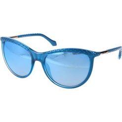 """Okulary przeciwsłoneczne damskie aviatory: Okulary przeciwsłoneczne """"RC873S"""" w kolorze niebieskim"""
