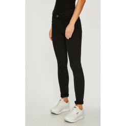 Noisy May - Jeansy Lucy. Czarne jeansy damskie rurki marki Noisy May, z bawełny. Za 169,90 zł.