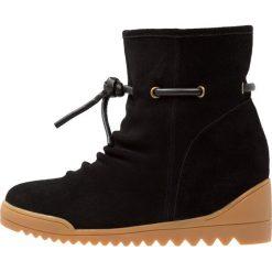 Botki damskie lity: Shoe The Bear LINE  Ankle boot black