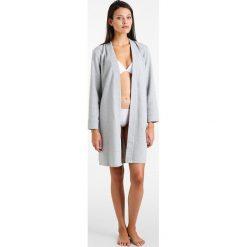 Calvin Klein Underwear ROBE Szlafrok grey. Szare szlafroki kimona damskie Calvin Klein Underwear, l, z bawełny. Za 399,00 zł.