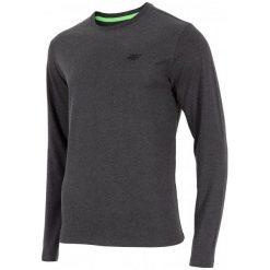 4F Koszulka Z Długim Rękawemh4Z17 tsml001 S. Czarne koszulki sportowe męskie marki 4f, m, z bawełny, z długim rękawem. W wyprzedaży za 42,00 zł.