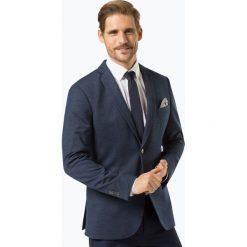 Finshley & Harding - Marynarka męska, niebieski. Szare marynarki męskie slim fit marki Reserved, z dzianiny. Za 599,95 zł.