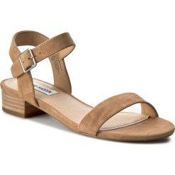 Sandały damskie: Sandały STEVE MADDEN – Cache Sandal 91000333-0S0-10003-13001 Camel