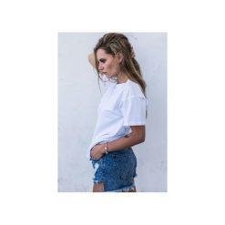 NATURE WHITE t-shirt oversize. Białe t-shirty damskie Gau great as you, l, z bawełny. Za 99,00 zł.
