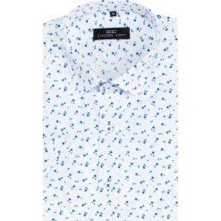 Koszula SIMONE KKBS000010. Brązowe koszule męskie na spinki marki QUECHUA, m, z elastanu, z krótkim rękawem. Za 149,00 zł.