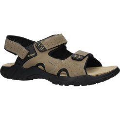 Szare sandały na rzepy Casu B8700-3. Szare sandały męskie Casu, na rzepy. Za 59,99 zł.