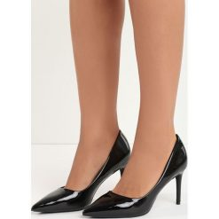 Szpilki: Czarne Szpilki Killer Heels