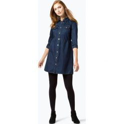 Sukienki: ONLY – Sukienka damska – Jen, niebieski