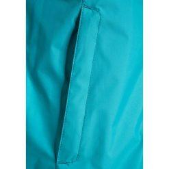 Columbia ARCADIA  Kurtka hardshell pacific rim. Niebieskie kurtki dziewczęce sportowe marki Columbia, z hardshellu. W wyprzedaży za 160,30 zł.