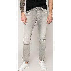Diesel - Jeansy Thommer. Szare jeansy męskie skinny Diesel, z bawełny. W wyprzedaży za 739,90 zł.