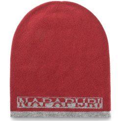 Czapki męskie: Czapka męska NAPAPIJRI - Foss N0YGSDR66 Sparkling Red R66