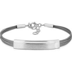 Biżuteria i zegarki męskie: Piękna Bransoletka Srebrna - srebro 925...