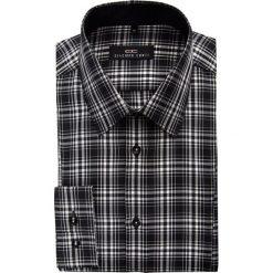 Koszula MICHELE 15-02-03-K. Białe koszule męskie jeansowe marki Giacomo Conti, na lato, m, z klasycznym kołnierzykiem, z długim rękawem. Za 229,00 zł.