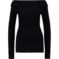 Swetry klasyczne damskie: Vero Moda Tall Sweter black