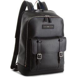 Plecak TOMMY HILFIGER - Th City Backpack AM0AM02948  002. Czarne plecaki męskie marki TOMMY HILFIGER, z bawełny. Za 699,00 zł.