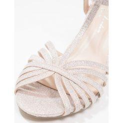 Rzymianki damskie: Paradox London Pink MAGGIE Sandały blush glitter