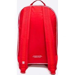 Adidas Originals - Plecak. Czerwone plecaki męskie adidas Originals, z materiału. W wyprzedaży za 179,90 zł.