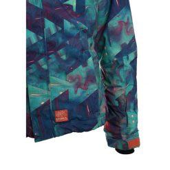O'Neill RADIANT  Kurtka snowboardowa blue. Niebieskie kurtki damskie narciarskie O'Neill, z materiału. W wyprzedaży za 439,20 zł.