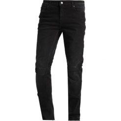 Cheap Monday TIGHT Jeans Skinny Fit cut haze. Czarne rurki męskie Cheap Monday. Za 249,00 zł.