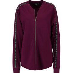 Bejsbolówki męskie: Onepiece Bluza rozpinana burgundy