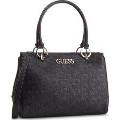 Torebka GUESS - HWSG7 178090 BLA. Czarne torebki klasyczne damskie Guess, z aplikacjami, ze skóry ekologicznej. Za 729,00 zł.