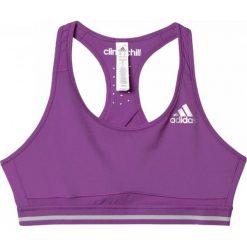 Biustonosze sportowe: Adidas Biustonosz, stanik sportowy  Techfit Climachill rozmiar M (AX6279)